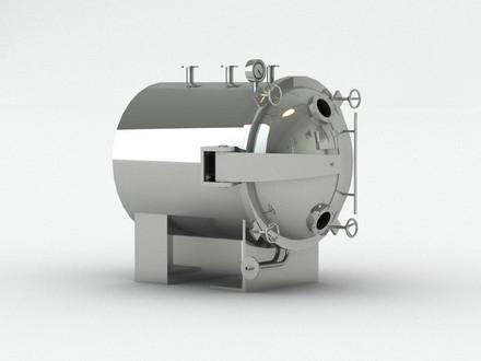 圆筒式烘干机