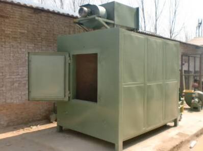 新型碳化炉