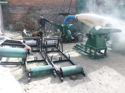 MXF600型木屑粉碎机